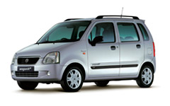 Suzuki Wagon R Plus
